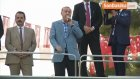 """Cumhurbaşkanı Erdoğan, """"Bilesiniz Ki Türkiye Cumhuriyeti Devleti Bütün İmkanlarıyla Kuzey Suriye'de."""