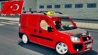 Doblo Taksi Modu ! Türkiye Haritası