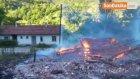 Kastamonu'da Üç Aile Bayram Günü Evsiz Kaldı