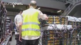 Katar'da süpermarket raflarını Türk ürünleri doldurdu...