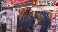 Tokyo'da Türk Kebapçının Zorla Dükkana Müşteri Sokması