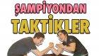 Bilek Güreşinde Yenme Taktikleri - Türkiye ve Dünya Şampiyonundan