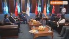 Büyük Birlik Partisi'nden, AK Parti'ye Bayram Ziyareti