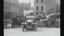 Çok Eski Yıllarda Araç Park Etmek