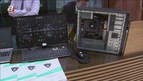 Disksiz Bilgisayar İcat Eden Genç Girişimci