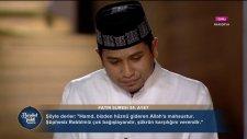 Endonezya'lı Hafızdan Ayasofya'da Kur'an Tilaveti - Trt Diyanet