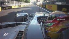 F1 Pilotu Sebastian Vettel'in Lewis Hamilton'a Tepkisi