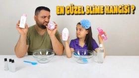 Gül Ürünleri ile En Güzel Slime Yarışması !! Resmen Kavga Ettik