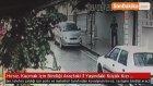 Hırsız, Kaçmak İçin Bindiği Araçtaki 3 Yaşındaki Küçük Kızı Rehin Aldı
