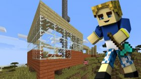 Minecraft Solo - Dağ Evi - Bölüm 29 - Burak Oyunda