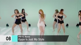 PSY - Music Evolution