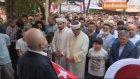 Bıçaklandığı Camiden Cenazesi Kaldırıldı