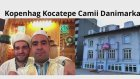 Hafız Metin Demirtaş. Kabe imamı Şeyh Mahir makamı kıraatı yatsı namazı. Kopenhag Kocatepe Camii.