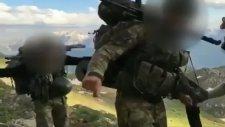 Kato Dağında Ankara Havası Oynayan Askerler