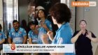 Samsun, Gönüllüleriyle Tarihi Organizasyona Hazır
