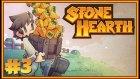 Yeni Koloni ve Hızlıca Meslekler - Survival, Macera, Koloni - Stone Hearth Türkçe - #3