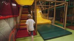 Çocuklar İçin Dev Oyun Parkurları
