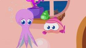 Denizaltı Flippy - Küçük Deniz Kızı ile Renkleri Öğreniyoruz - (Lottle Mermaid Fairy Bibabu 1)