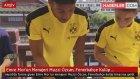 Emre Mor'un Menajeri Muzzi Özcan, Fenerbahçe Kulüp Binasında