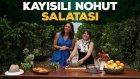 Nohut Salatası - Kayısılı (Tüm Aile İçin) | İki Anne Bir Mutfak