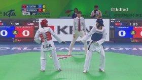 Nur Tatar Tekvandoda Dünya Şampiyonu Oldu
