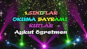 Okuma Bayramına Hoşgeldiniz Çocuk Şakısı / Söz Müzik Aykut İlter