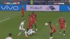 Portekiz 0-0 Şili (0-3) (Maç Özeti / Penaltılar - 28 Haziran 2017)