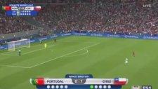 Portekiz 0-0 Şili (Penaltılar - 28 Haziran 2017)