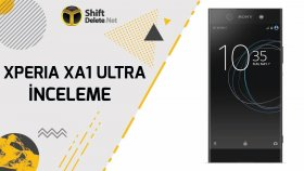 Sony Xperia Xa1 Ultra İnceleme - Bu Telefon Kocaman!