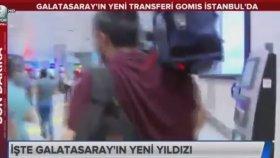 Transfer Gören Galatasaraylı'nın İzdiham Yaratması