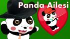 Çocuk Şarkıları | Panda Ailesi | Bebek Şarkıları | Çocuk Şarkıları Dinle