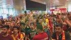 Galatasaray Taraftarından Belhanda İzdihamı