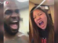 LeBron James Challenge - Yeni internet Akımı