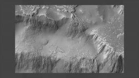 NASA 'Niagara Falls of Mars' ı Gösteriyor