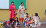 Toplum İçinde Osuran Kız Şakası