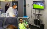 Ameliyat Esnasında Maç Seyreden Çılgın Doktorlar