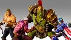 Yenilmezler Vs Ultron Sigma - Marvel Vs Capcom