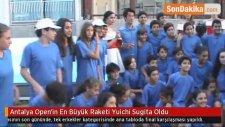 Antalya Open'in En Büyük Raketi Yuichi Sugita Oldu