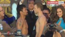 Boksta Manny Pacquiao, Jeff Horn'la Karşılaşacak