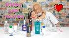 Canım Dedemle Slime Challenge İnşallah Dedem Kazanır :)