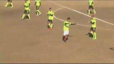Paulo Dybala'nın İğne Deliğinden Gol Atması
