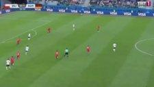 Şili 0-1 Almanya (Maç Özeti - 2 Temmuz 2017)