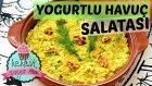 Yoğurtlu Havuç Salatası (Kabak ve Ceviz İle) | Ayşenur Altan Yemek Tarifleri
