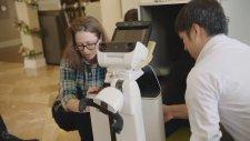 Felçli Bireylere Yardım Amaçlı Tasarlanan Akıllı Robot: HSR