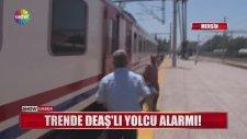 ' Suriye'ye Gidiyorum' Diyen Sırp'ı Deaş'lı Diye Gözaltına Almak!