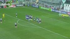 Atletico Minerio - Cruzeiro maçına damga vuran gol!