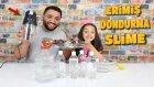 Blender'da Parçalanmış Eritilmiş Dondurmalarla Slime Challenge