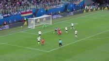 Şili 0-1 Almanya (Maç Özeti - 02 Temmuz 2017)