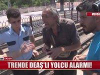 'Suriye'ye Gidiyorum' Diyen Sırp'ı DEAŞ'lı Diye Gözaltına Almak!