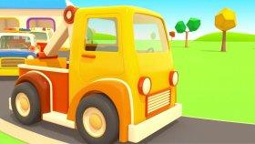 Yardımcı Arabalar Bölüm 6 - Helper Cars, Ep 6